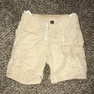 Baby Gap khaki shorts toddler boys 18-24 Months